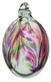 Swirl Mini Eggs- Pink/Lime