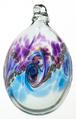 Van Glow Mini Egg- Purple/ Blue