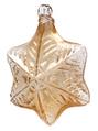 Snowflakes- Gold