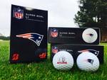 Super Bowl LI NE-PATS Logo e6 Soft (2017)