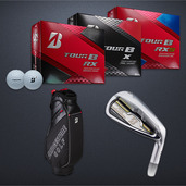 JGR Hybrid Forged Irons Holiday Bundle