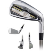 JGR Hybrid Forged Irons 6-PW2