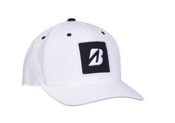 White B Patch Cap picture