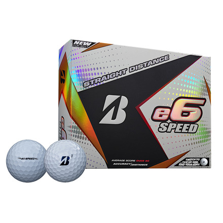 Bridgestone Golf e6 Speed picture