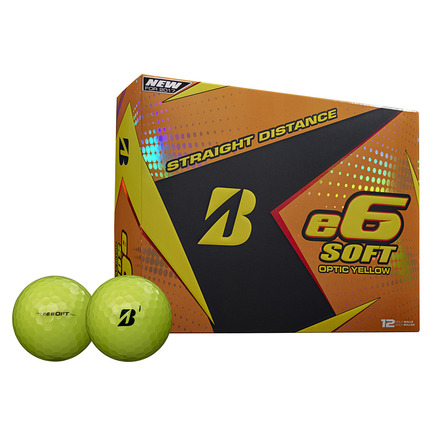 Bridgestone Golf e6 Soft picture