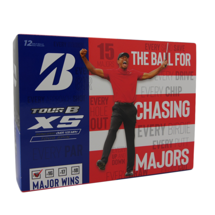 TOUR B XS Chasing Majors Edition picture