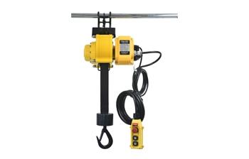CSH130 Compact Strap Hoist - 440 Lb. Capacity, 16.4ft. Lift, 110 Volts, 1 Phase picture