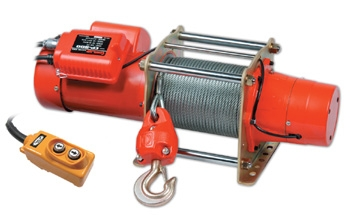 CP500 230V Hoist - 1,330 lbs picture