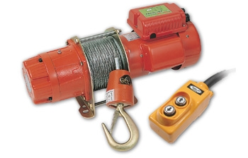 CP300 115V Hoist - 780 lbs picture