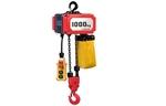 CK-1000  Chain hoist - 1 Ton,  9.8 ft lift, 110 volts, 1 Phase