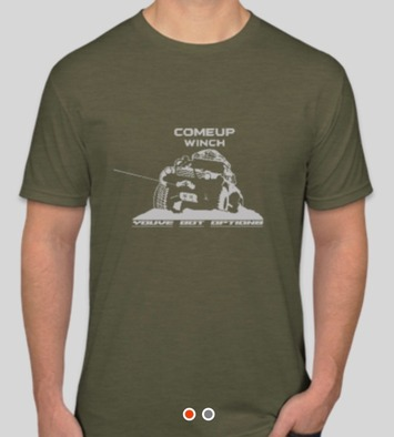 Team Shirt - Toyota Army Green - Medium picture