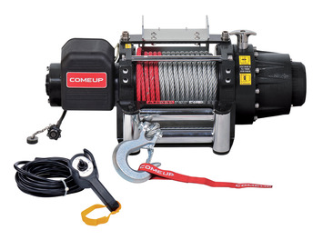 WALRUS 16.5 24V WINCH picture