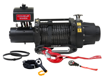 SEAL GEN2 16.5rs, 12V Winch picture