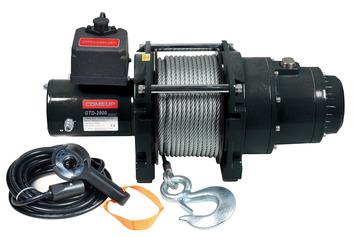 GTD-2800 12V 2,800lb DC Hoist picture