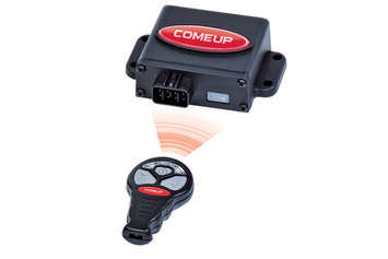 Wireless Remote Contol - For 12 or 24 volt solenoid-switched automotive winches (Except Seal 9.5rsi). picture