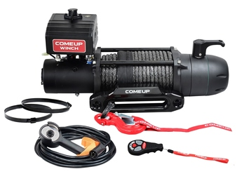 SEAL Slim 9.5rs, 12V WINCH picture