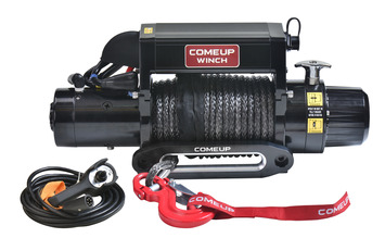 DV-9si, 12V WINCH picture