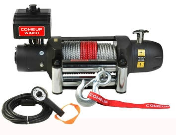 SEAL GEN2 12.5, 12V WINCH picture