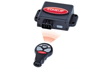 Wireless Remote Contol - For automotive winches with 3 pin plug picture