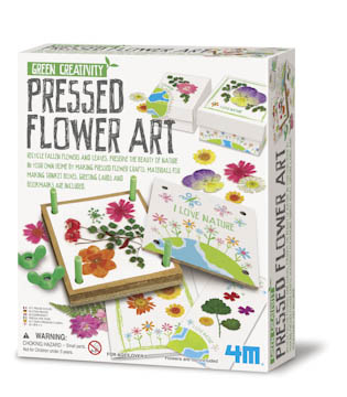 FLOWER PRESSED ART picture