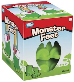 MONSTER FEET picture