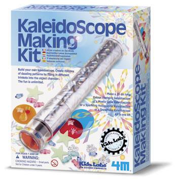 KALEIDOSCOPE MAKING KIT picture