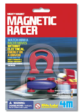 MAGNETIC RACER picture