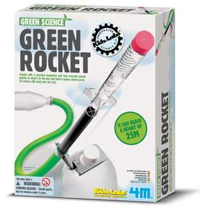 GREEN ROCKET picture