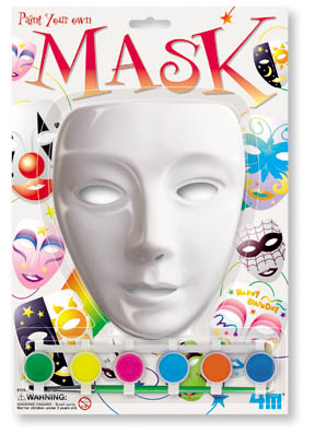 PAINT YOUR OWN MASK picture