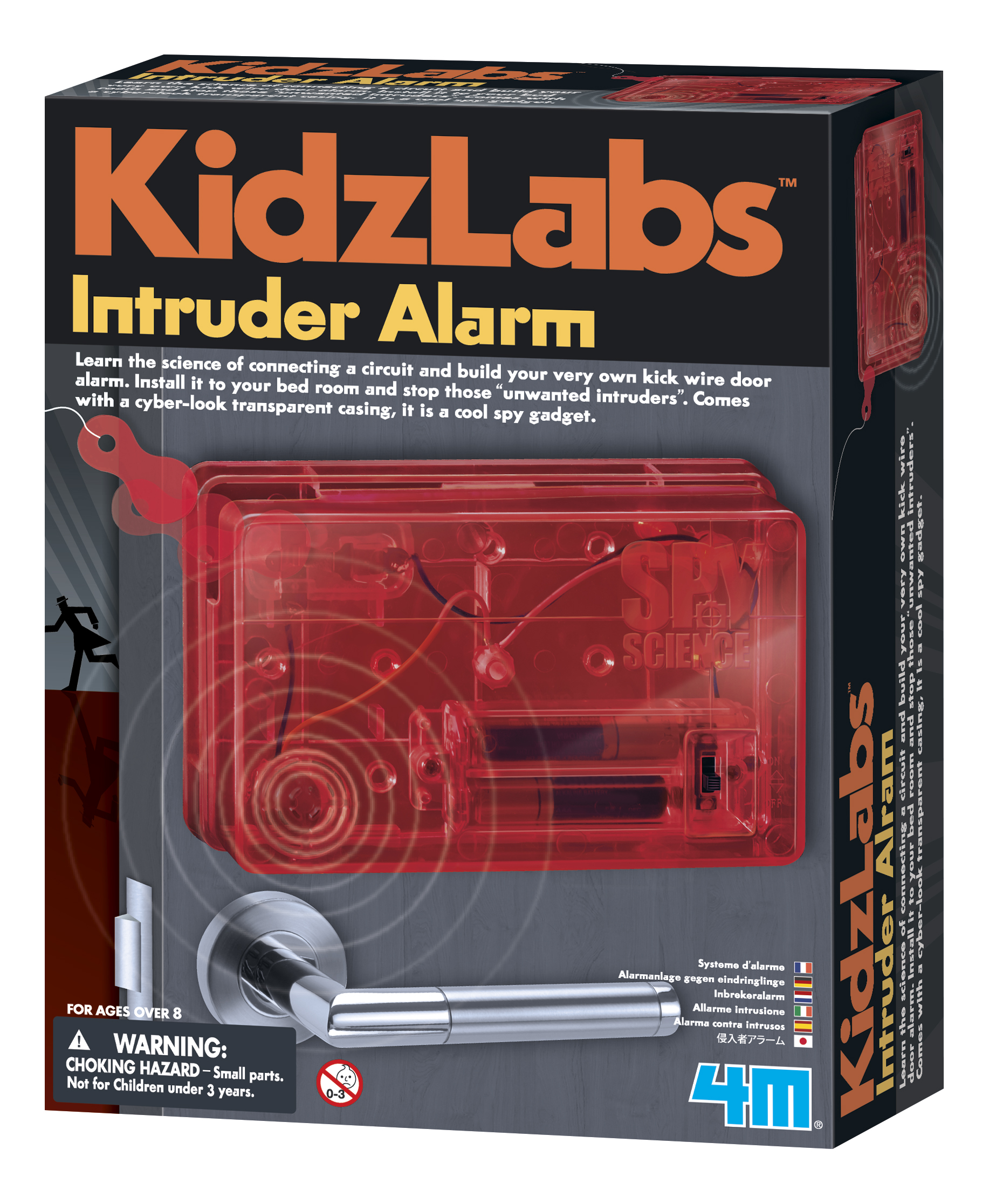 SPY SCIENCE INTRUDER ALARM picture