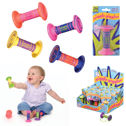 WIGGLY GIGGLER RATTLE picture