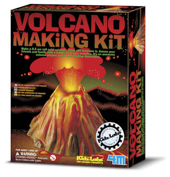 VOLCANO MAKING KIT picture