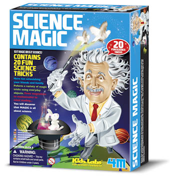 SCIENCE MAGIC picture