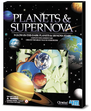 GLOW PLANETS & SUPERNOVA picture