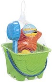 4PC BEACH BUCKET SET