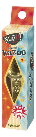 Metal Kazoo picture