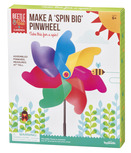 Build a Giant Pinwheel