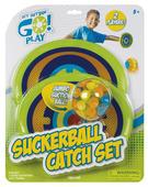 Suckerball Catch Set