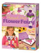 Flower Fairy Pressed Art