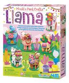 Mould & Paint Crafts Llama
