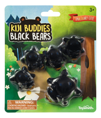 Kiji Buddies Black Bears