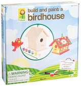 DLX BUILD&PAINT BIRD HOUSE