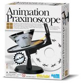 ANIMATION PRAXINOSCOPE