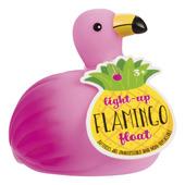 Light Up Flamingo Float