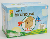 BUILD-A-BIRD HOUSE