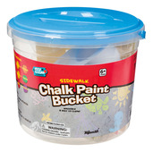 Sidewalk Chalk Paint Bucket