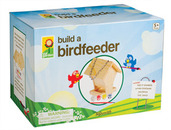 BUILD-A-BIRD FEEDER