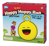 "18"" Happy Hoppy Ball w/Pump"