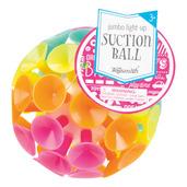 Jumbo Light Up Suction Ball