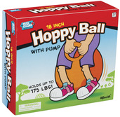 "18"" HOPPY BALLS W/ PUMP"